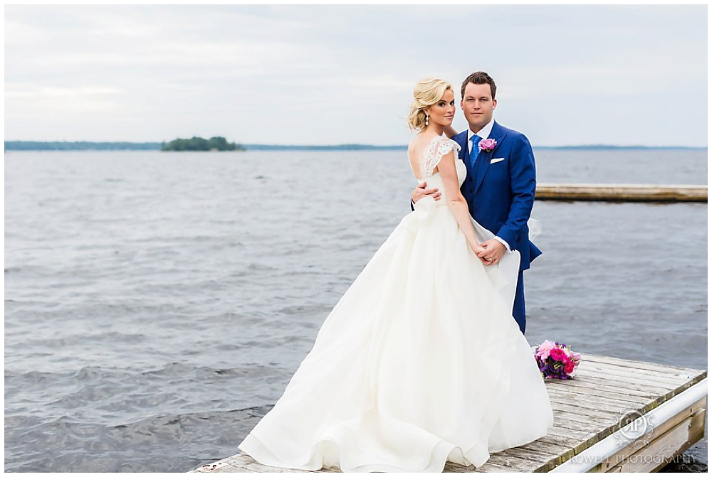 Muskoka Wedding Rowell Wedding Photography Rachel Clingen