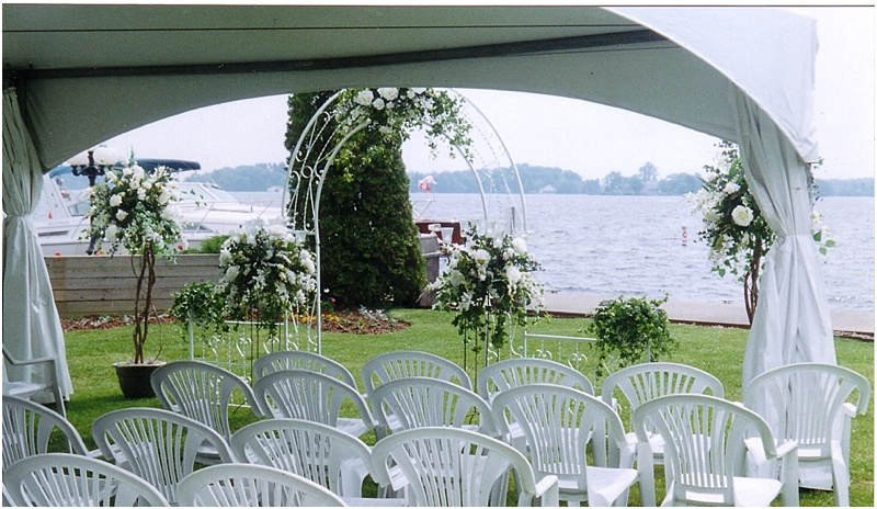 Gananoque Inn & Spa Wedding