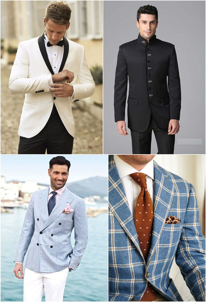 For the Groom - Suit or Tux?