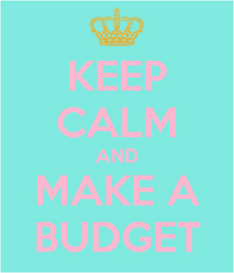 Plan with Natalie: Budget