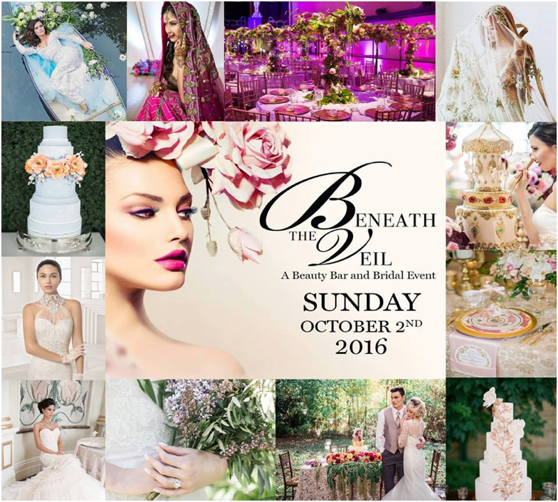 Beneath the Veil Bridal Show Toronto