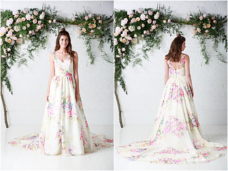 10 Reasons to go Wedding Dress Floral - The Wedding Opera